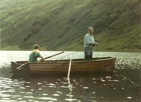 Father &amp; Son Fishing