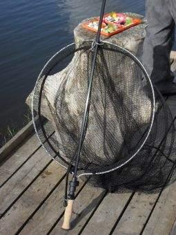 Fastnet Trout Gye Landing Net